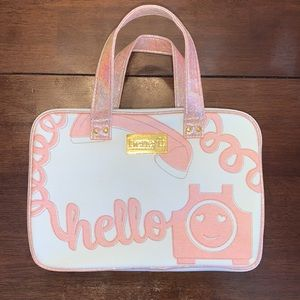Benefit Hello Happy Weekender Bag